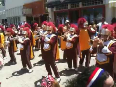USC Marching Band Plays Banda!
