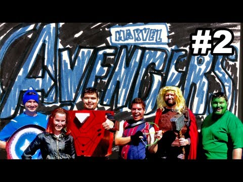The Avengers Trailer 2 - sweded