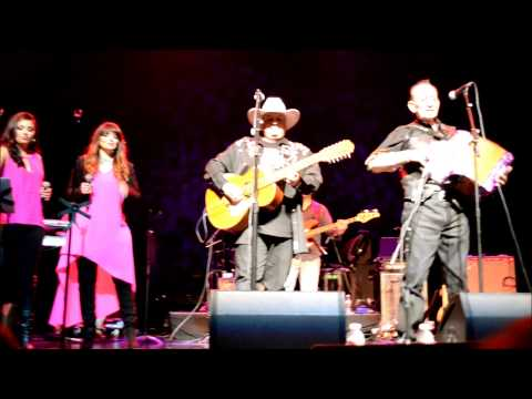 Flaco Jimenez & Friends, Sycuan Casino, January 25, 2013
