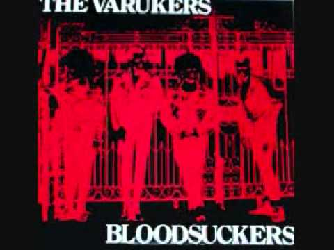 The Varukers - No Masters No Slaves