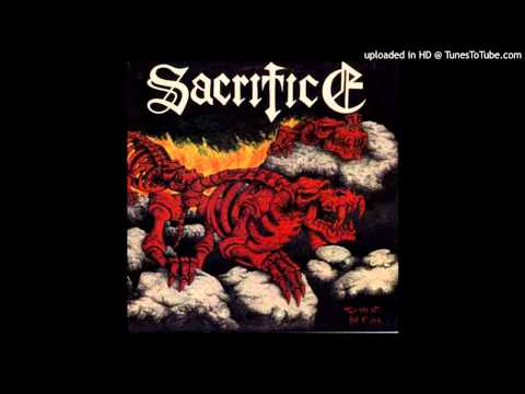 Sacrifice - Burned At The Stake