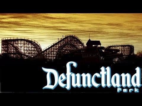The Demolition of Six Flags Astroworld