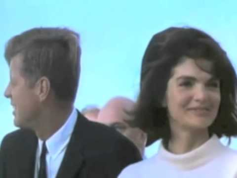 JFK & Jackie's Last Trip to Houston, TX on  Nov. 21, 1963!
