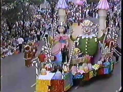 42nd Annual Foley's Thanksgiving Day Parade - 1991