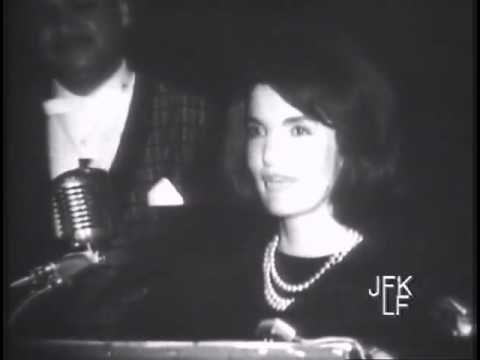 JFK & Jackie at LULAC gala in Houston!