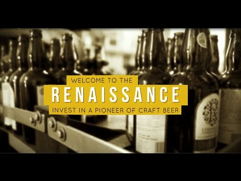 Renaissance Brewing Crowdfunding 2014