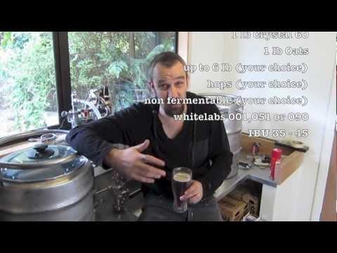 NZ-AU sjporr Homebrew Experiment