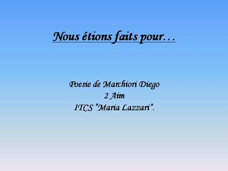 poesia francese
