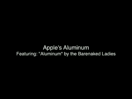 Apple Aluminum