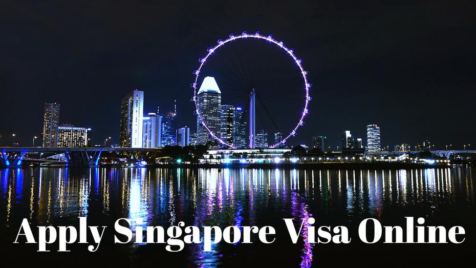 Apply Singapore Visa Online