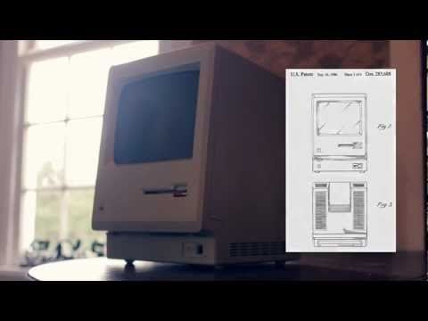 Patents of Steve Jobs