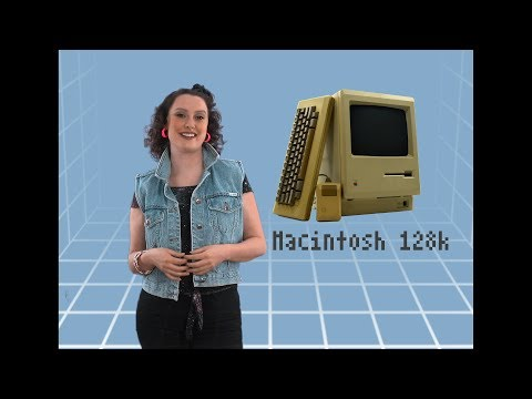 The Macintosh 128k Take-Apart Review!