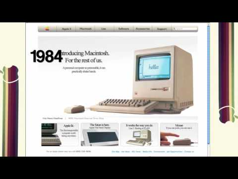 Apple Website: 1976-1994