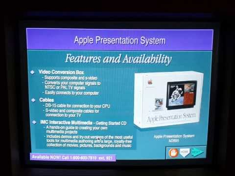 Apple Macintosh LC Performa 630 System 7.5 Complete Walkthrough