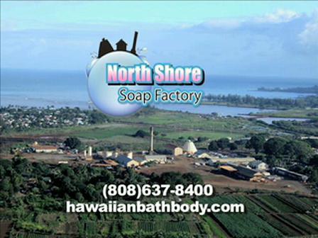 NORTH SHORE SOAP FACTORY