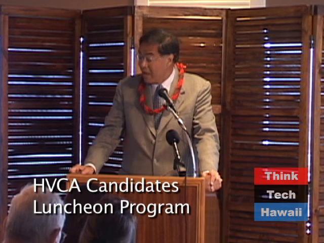 Mufi Hannemann on Tech in Hawaii