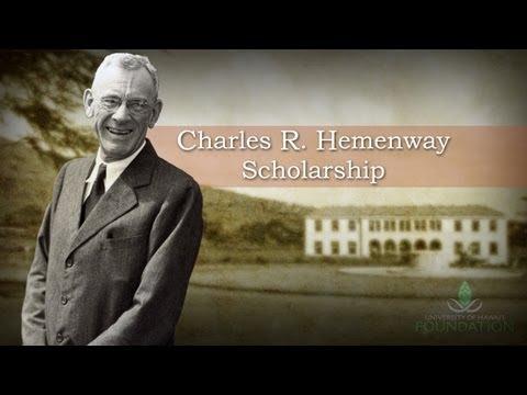 Hemenway Scholarship