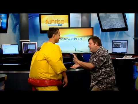 HawaiiNewsNow Business Report - Hoala Greevy of Pauspam - 2013-6-25