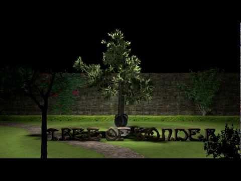 Tree of Wonder with Cinema 4D