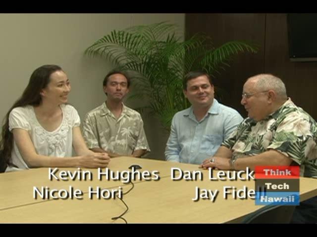 Kevin, Dan, Nicole & Jay on Bringing Google to Hawaii