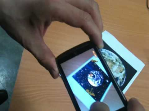 Augmented Reality Gaming on Android
