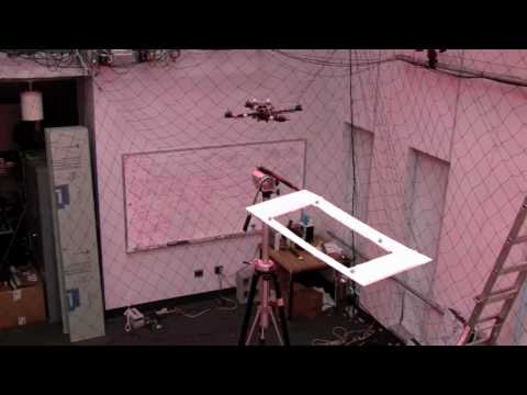 Aggressive Maneuvers for Autonomous Quadrotor Flight