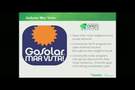 GoSolar Mar Vista Webinar