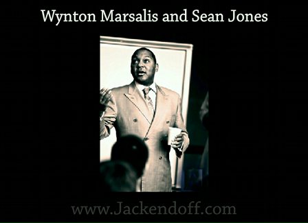 Wynton Marsalis and Sean Jones_1