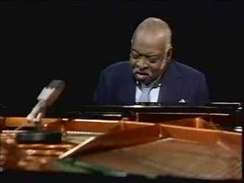 Oscar Peterson & Count Basie - Slow Blues