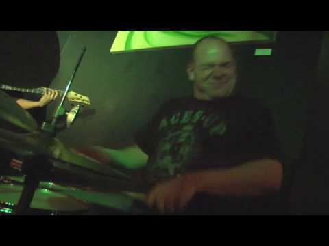 Dave Throckmorton Drum Solo Live at Interval Monday, Ava Lounge in East Liberty