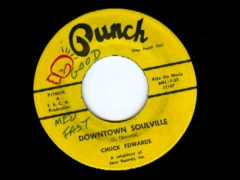 Chuck Edwards - Downtown Soulville
