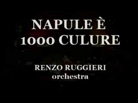 Linda Valori - Napule è 1000 culure(orchestra Renzo Ruggieri)