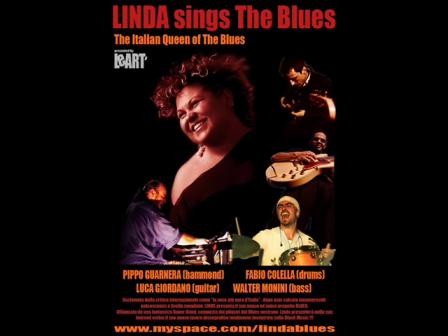 Linda Valori sings the blues - Oh Pretty Woman