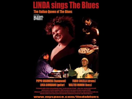Linda Valori sings the blues - I just can't help myself