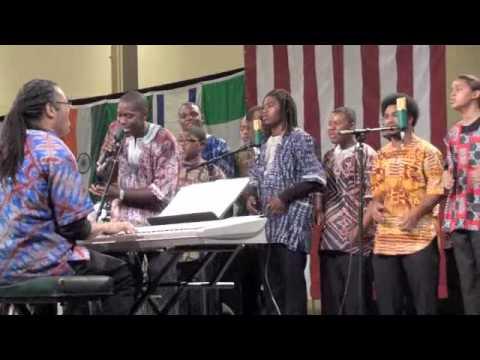 Pittsburgh Folk Festival 2010 - Afro-American Music Institute