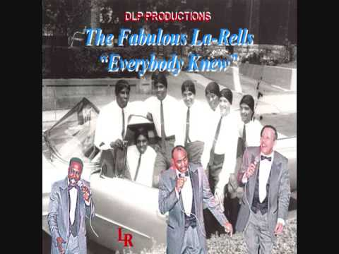 THE LA-RELLS - Everybody Knew