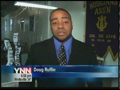 Doug Ruffin Reports - Colored Musicians Club Museum