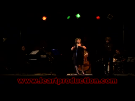 Linda Valori meets Samuele Garofoli jazz quartet - Eyala (Richard Bona)