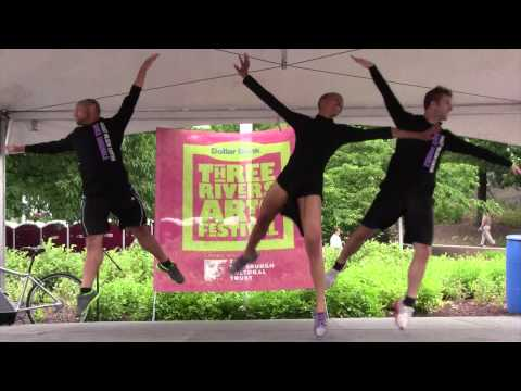 Gateway to the Arts at the 2012 Three Rivers Arts Festival.mpg