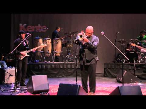 Hugh Masekela - Kente Arts Fan Appreciation Video
