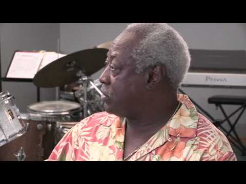 Roger Humphries: Life, Drums, & Roy Haynes Part 2