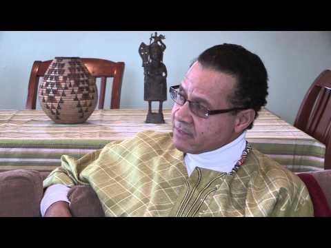 Dr. Tony Mitchell Part 2 Discusses African Drum and Dance History