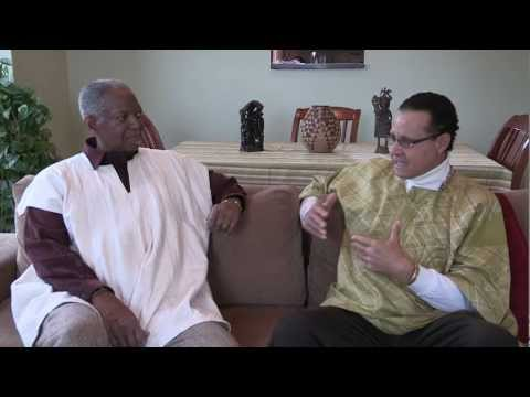 Dr. Tony Mitchell Interview Part 1 - Universal African