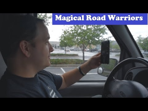 Wes Iseli's Magiclife #191(Magicial Road Warriors)