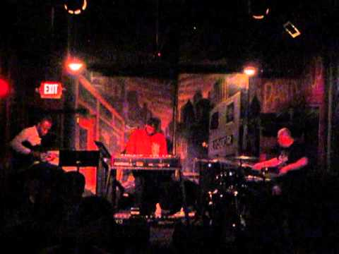 Wilson/Barnes/Throckmorton Trio - 6.3.14 - Thunderbird Cafe, Pittsburgh