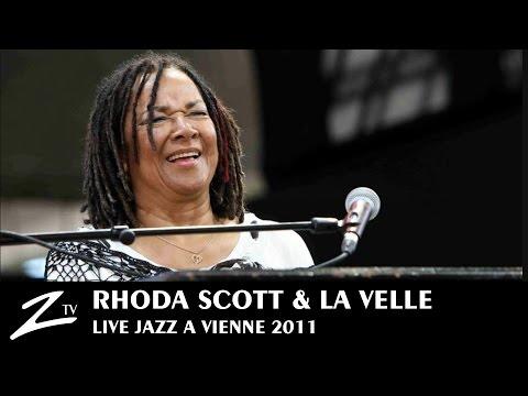 Rhoda Scott & La Velle - So Good To Me, Hold On - LIVE