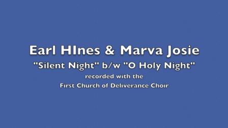 Earl 'Fatha' Hines & Marva Josie Christmas