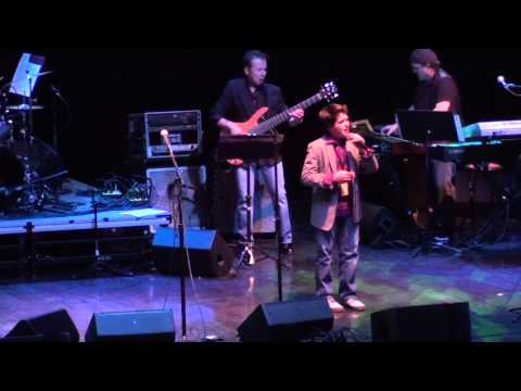 Shane Treloar Michael Jackson (cover) Who's Lovin' You at Voices Carry for Auberle
