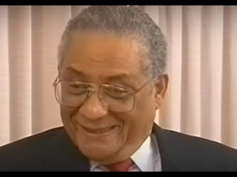Grover Mitchell Interview by Monk Rowe - 4/13/1996 - Sarasota, FL