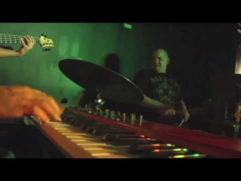 Part 1 - Jazz Keyboard Solo: Interval Trio Live at Interval Monday